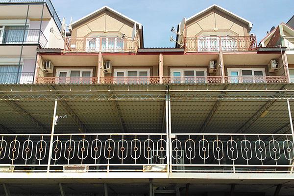 Отель Гамачок у моря,Корпус 1