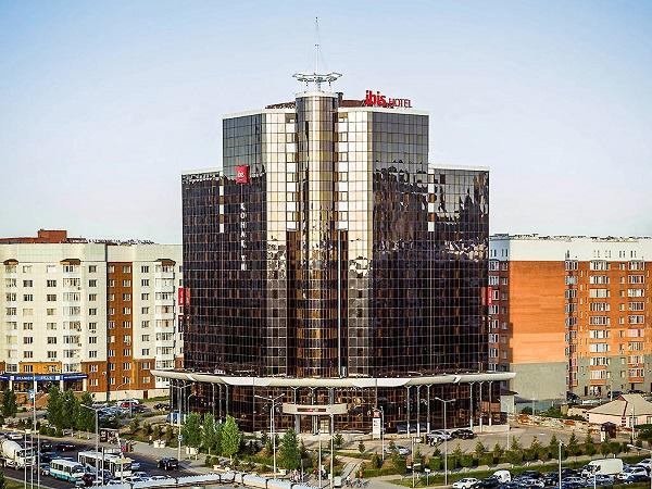 Отель IBIS Hotel,Общий вид