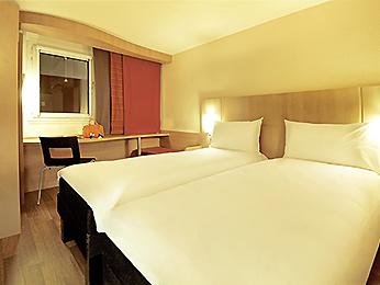 Отель IBIS Hotel,TWIN стандарт
