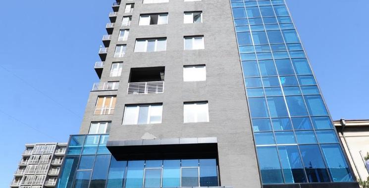 Отель Best Western Tbilisi,фасад