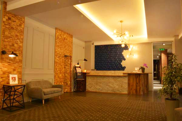 Отель Best Western Tbilisi,Ресепшн