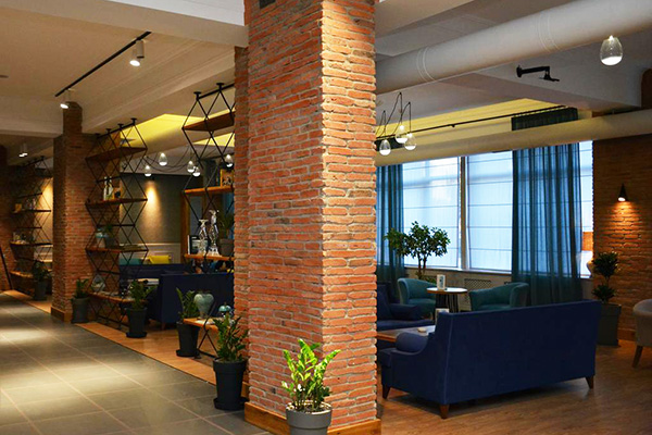 Отель Best Western Tbilisi,Лобби