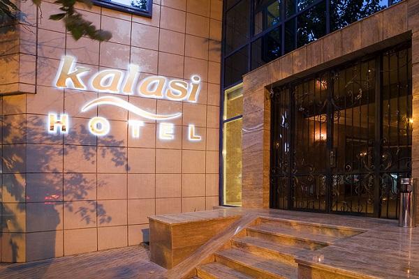 Отель Kalasi Hotel ,Фасад