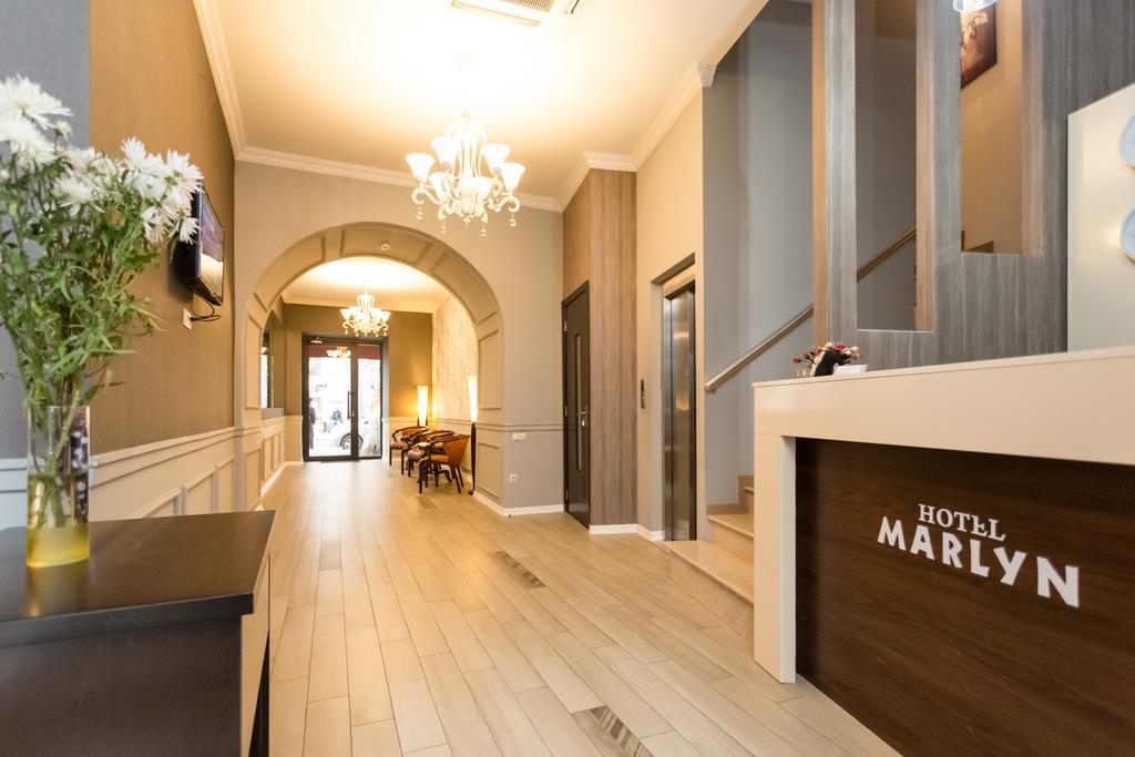 Отель Marlyn,регистрация