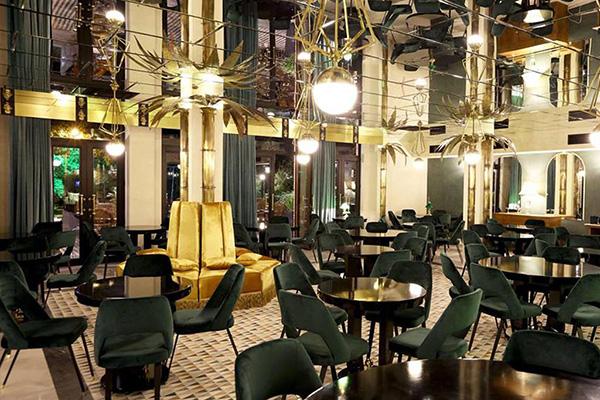 Отель Museum hotel,Ресторан