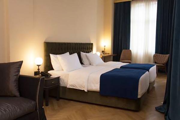 Отель Museum hotel,Делюкс 2 кровати