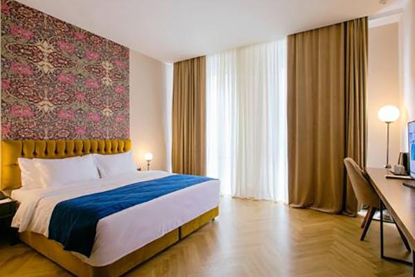 Отель Museum hotel,Стандарт 1 кровать