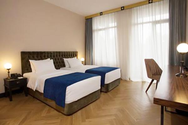 Отель Museum hotel,Стандарт 2 кровати