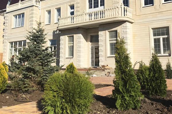 Гостевой дом Вилла Журавли,Общий вид