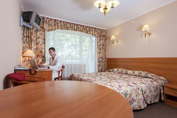 Отель Амакс Парк Отель,Стандарт 2-мест.