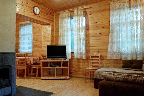База отдыха Окуневая,Дом боцмана