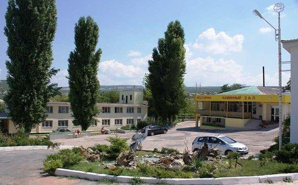 Туристско-оздоровительный комплекс Привал,Общий вид