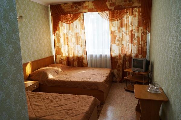 Туристско-оздоровительный комплекс Привал,Стандарт корп. №1
