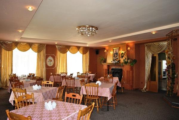 Туристско-оздоровительный комплекс Привал,Ресторан