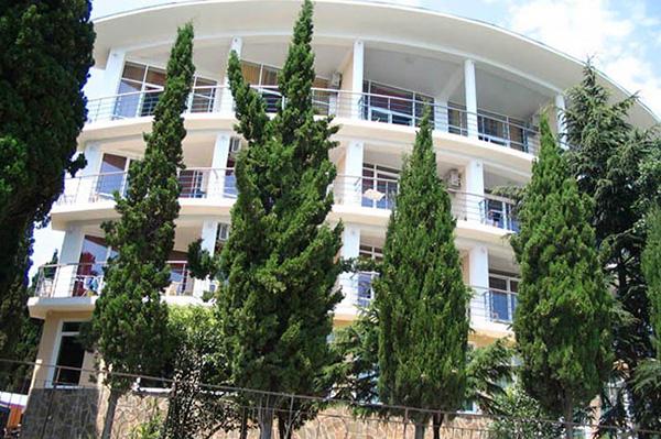 Гостиница Ласковый берег,Корпус Аврора