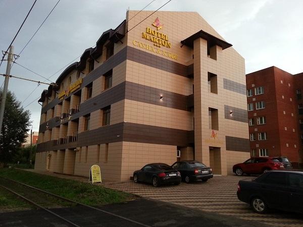 Отель Мартон Гордеевская,room1