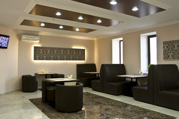 Отель Мартон Гордеевская,Кафе