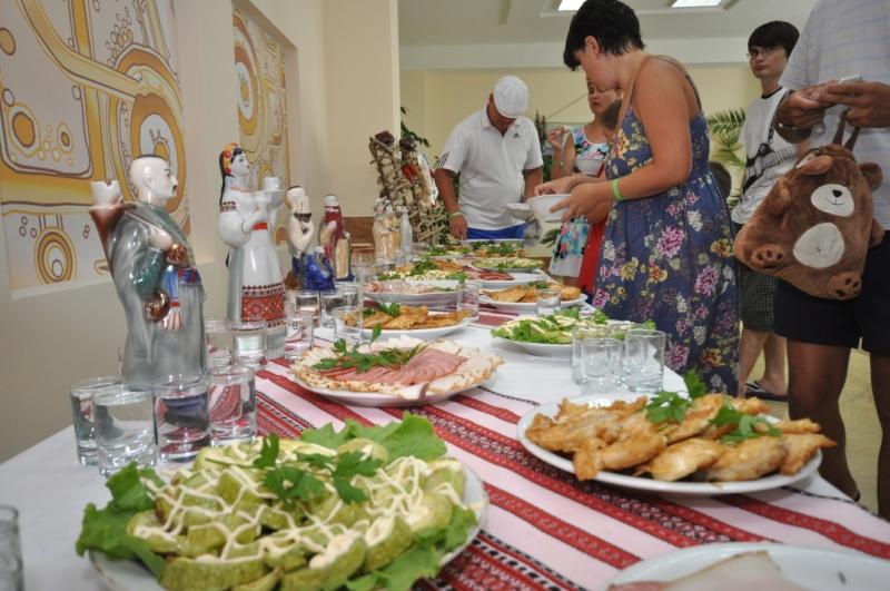 Дни украинской кухни