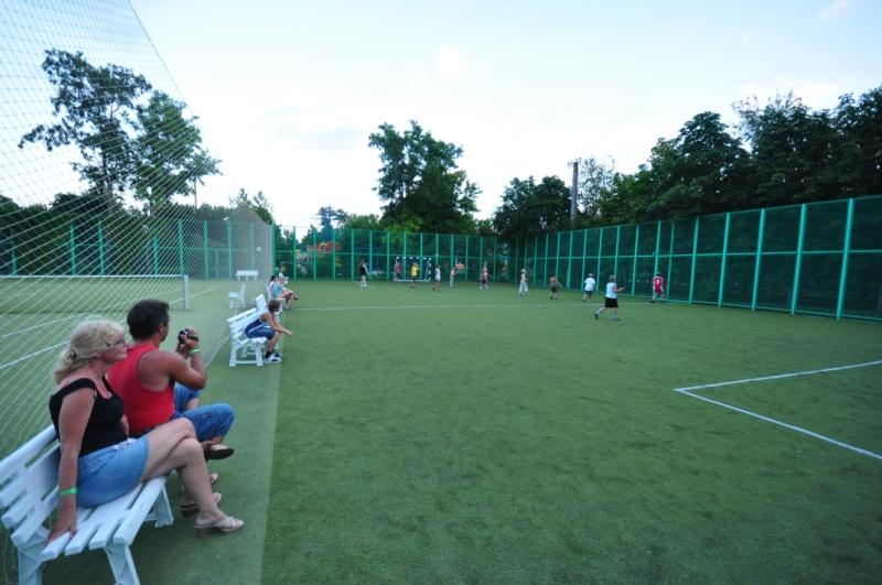 Поля для мини-футбола