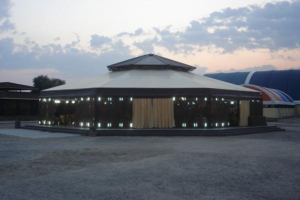 Гостинично-равлекательный комплекс Солнышко,Ресторан