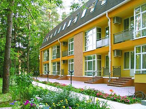 Отель Авантель Клаб Истра,Корпус «Лесной»