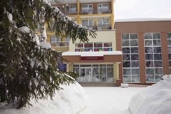 Отель Авантель Клаб Истра,Вход