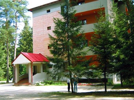 Отель Авантель Клаб Истра,Корпус «Тихий»