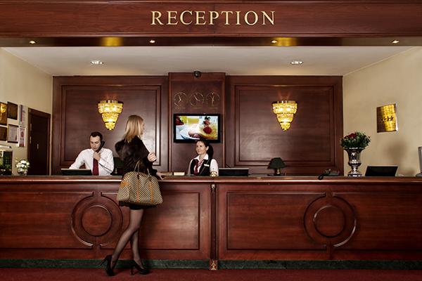 Гостиница Ринг Премьер Отель,Ресепшн