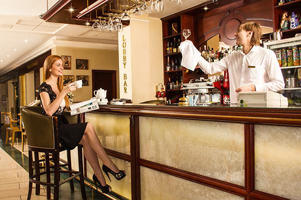 Гостиница Ринг Премьер Отель,Лобби-бар