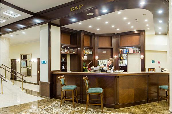 Гостиница Ринг Премьер Отель,Лобби-бар (2 корпус)