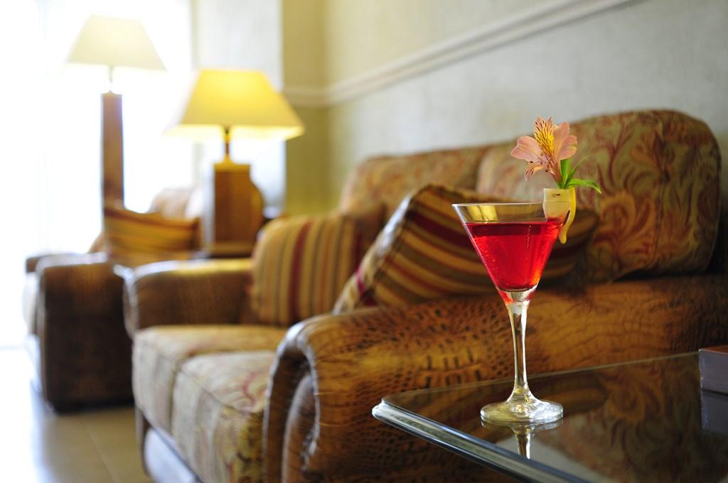 Отель Грей ИНН,Лобби-бар