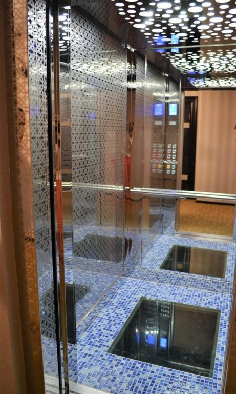 Отель Гранд Афон,Лифт