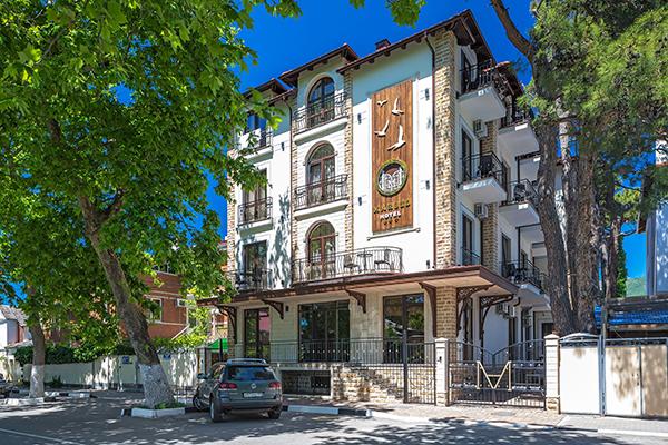 Отель Marsel (Марсель) ,Внешний вид