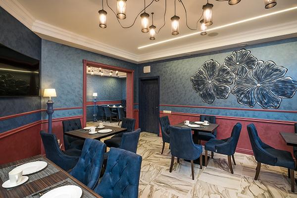 Отель Marsel (Марсель) ,Кафе