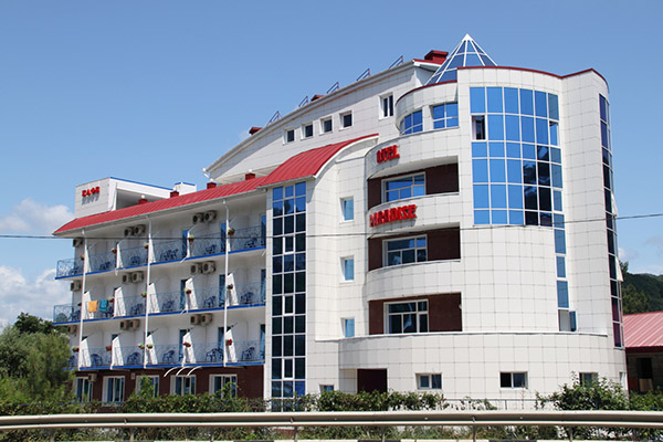 Отель PARADISE отель,DPP_0434