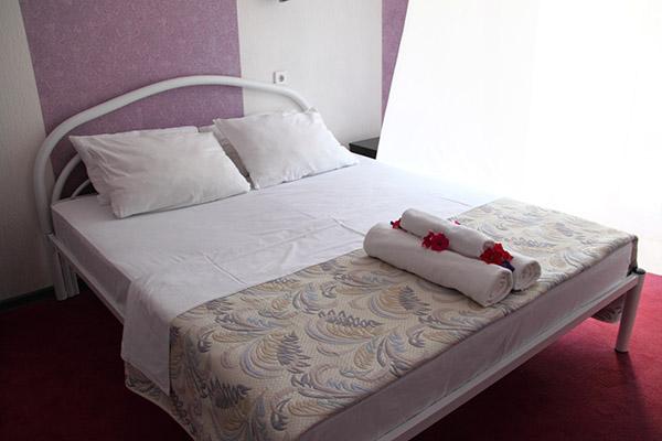 Отель PARADISE отель,Стандартный двухместный номер с 1 кроватью или 2 отдельными кроватями