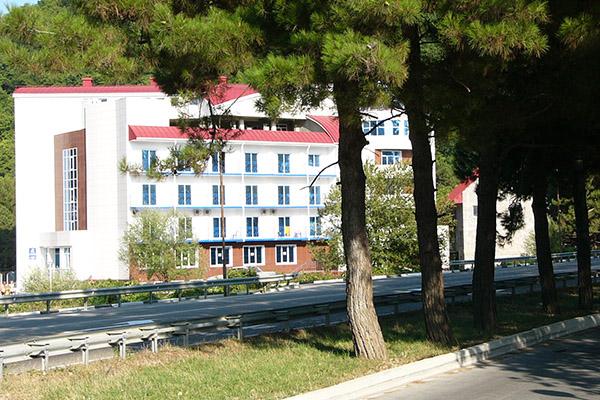 Отель PARADISE отель,Общий вид