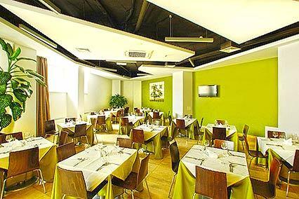 Отель Green Vilnius Hotel,Ресторан