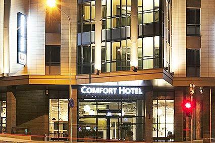 Отель Comfort Hotel LT,Внешний вид