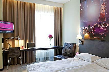 Отель Comfort Hotel LT,Номер dbl standard