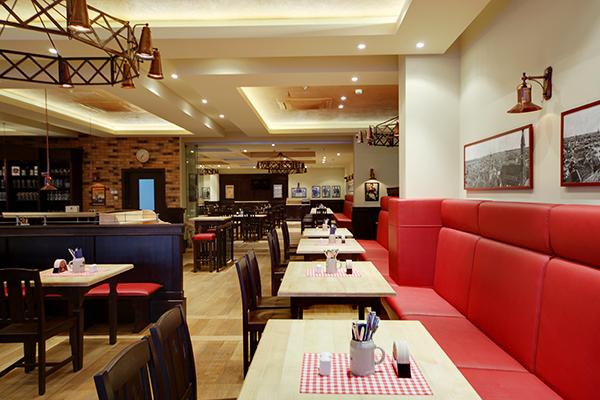 Гостиница Специальный объкт,Ресторан