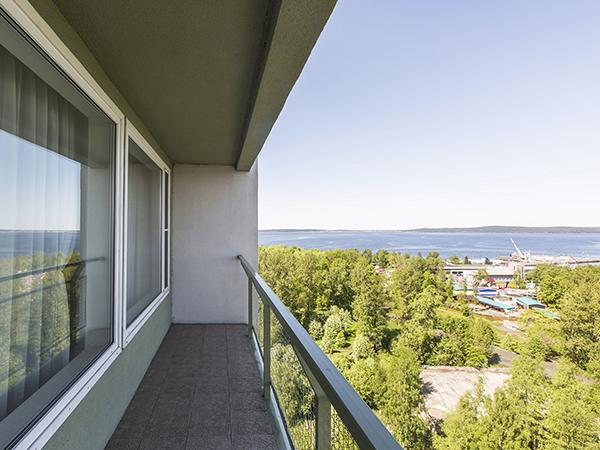 Гостиница Карелия СПА,Вид на озеро