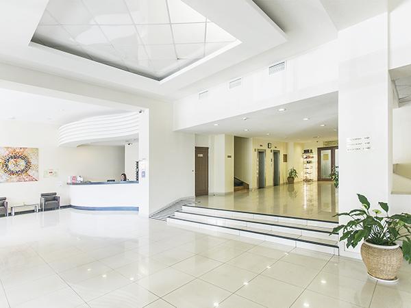 Гостиница Карелия СПА,Холл
