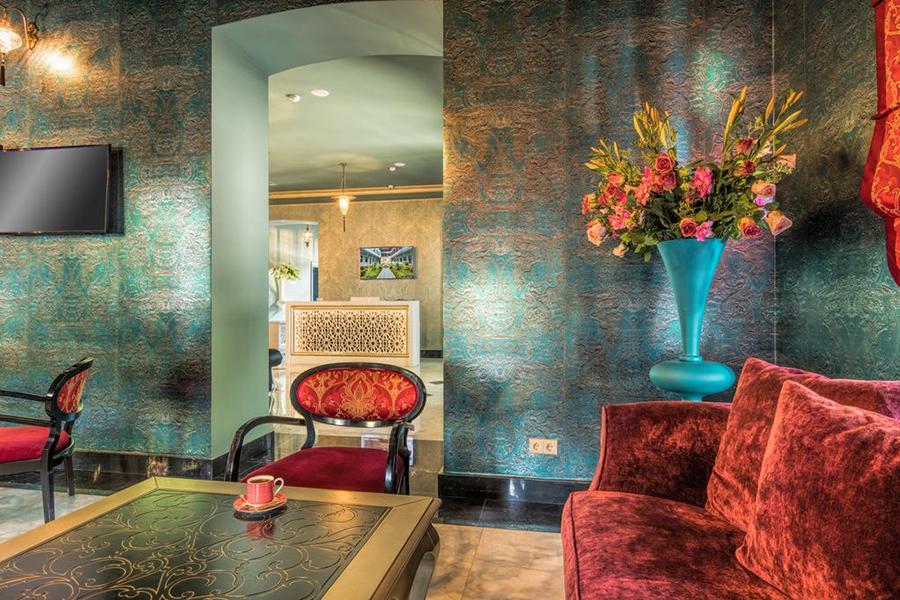 Отель Golden Tulip Borjomi,бар