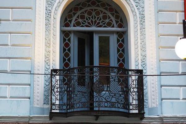 Отель Golden Tulip Borjomi,вид