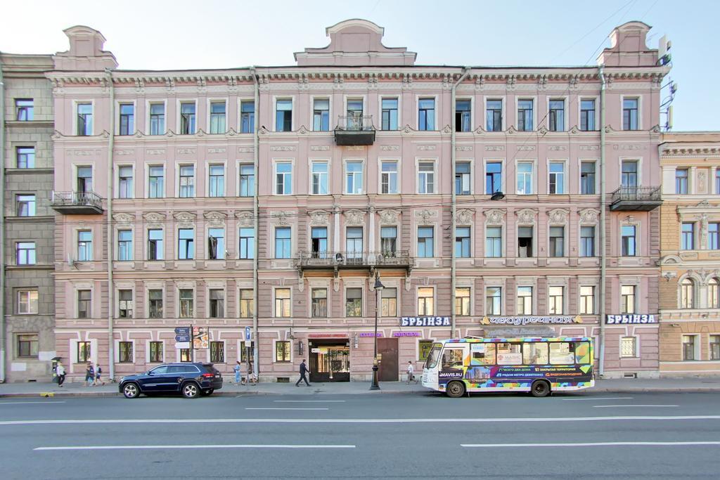 Гостиница Аврора,внешний вид