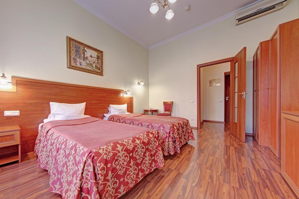 Гостиница Аврора,бизнес с раздельными кроватями
