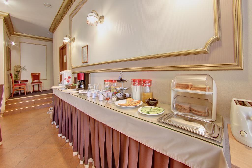 Гостиница Аврора,ресторан