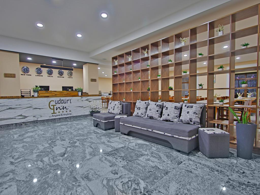 Отель Gudauri Inn Hotel,