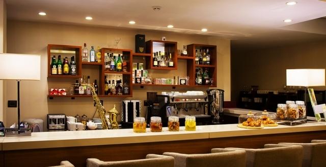 Отель Comfort Hotel,бар